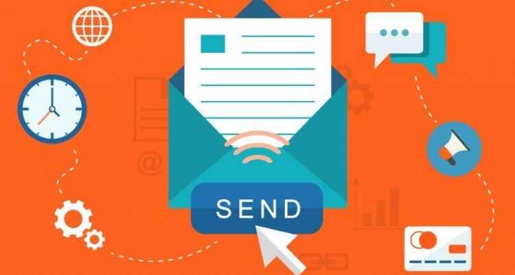 e-mail marketing graphic
