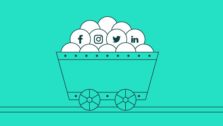 social data cart